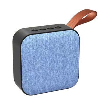 Колонка беспроводная CADENA T5, синяя