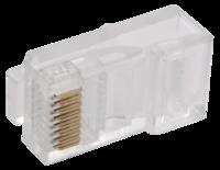 CS3-1C5EU ITK разъём UTP RJ-45 для кабеля категории 5е, 8P8C