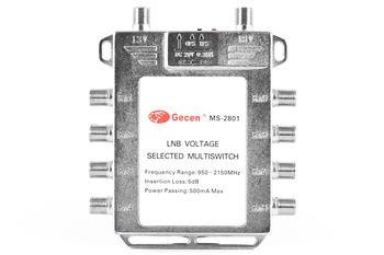 Мультисвич GESEN MS-2801 2x8 абонентов