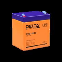 Аккумуляторная батарея Delta DTM 1205 (12V / 5Ah)