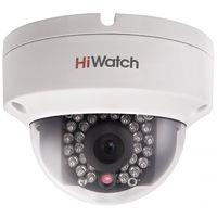 HiWatch DS-I102 (2.8 mm) 1Мп уличная купольная IP-камера с ИК-подсветкой до 30м. 1/4' Progressive Scan CMOS матрица; объектив 2.8мм; угол обзора 92°; механический ИК-фильтр; 0.01Лк_F1.2; DWDR; 3D DNR; BLC; Smart ИК; IP67; IK10; 12В ±25%/PoE (802.3af)