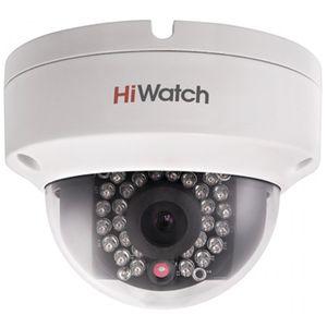 HiWatch DS-I102 (2.8 mm) 1Мп уличная купольная IP-камера с ИК-подсветкой