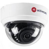 """Activecam AC-H1D1 2.8mm  видеокамера 4х форматная (AHD/TVI/CVI/960h) Mix-HD цветная купольная со встроенной ИК подсветкой (механический ИК фильтр) , ДЕНЬ/НОЧЬ;  1/2.7"""" CMOS 1МП(1280x720)"""