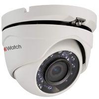 HiWatch DS-T303 (2.8 mm) Купольная HD-TVI видеокамера 3МП