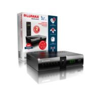 Эфирный цифровой ресивер Lumax DV-3209HD, металлический корпус, 1080P