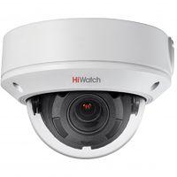HiWatch DS-I253 (2.8 mm) 2Мп уличная IP-камера с EXIR-подсветкой до 30м,  1/2.8' Progressive Scan CMOS матрица; объектив 2.8мм с углом 103°. Механический ИК-фильтр, 0.01Лк F1.2. H.265+/H.264+/MJPEG, DWDR; 3D DNR; BLC; Smart ИК, DC12В±25%/PoE(IEEE 802.3af)