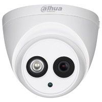Dahua HAC-HDW1100EMP-A-0280B-S3 мультиформатная видеокамера AHD/TVI/CVI/PAL 960H, РазмерФ 106 х 93.7 мм, Питание DC 12 В, Пиксели 1280 x 720 Разрешение 1 Мп