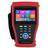 TBU-352HD видеотестер HD AHD/CVI/TVI до 5 Мп, IP до 4К, PoE, PTZ