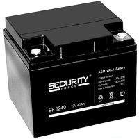 Аккумулятор SF 1240, герметичный свинцово-кислотный 12 В, 40 Ач