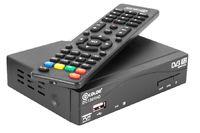 Ресивер цифровой эфирный DVB-T2|T1 HDMI D-COLOR DC 1301HD