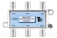 Ответвитель TAH 416F (4х16dB, 5-862MHz)