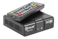 Ресивер цифровой эфирный DVB-T2|T1 D-COLOR DC911HD