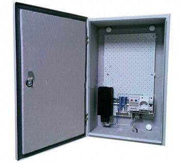 Климатический шкаф с подогревом и предстартом Мастер 2УTП ( 390*290*180 IP66)