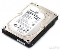 Жесткий диск HDD SATA-3 3ТБ Seagate Barracuda 7200 ST3000D