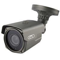 CMD HD1080-WB2,8-12IR V2. Гибридная цветная уличная видеокамера 2Mp, 2.8-12мм с ИК. Возможность подключения к AHD, HD-CVI, HD-TVI и аналоговым видеорегистраторам. ИК диоды 3 поколения, подсветка до 60 м.