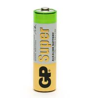 Элемент питания AA алкалиновый GP LR6 GP 15ARU-2S10