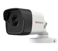 Видеокамера HiWatch DS-T500, 5 Мп, HD-TVI