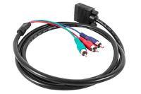 Шнур VGA plug - 3RCA 1.5m Rexant