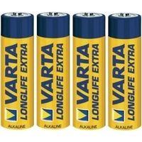 Батарейка VARTA LONGLIFE EXTRA  (AA) 4008496847150