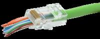 CS3-1C06U-FPS разъём RJ-45 UTP для кабеля кат.6 FPS