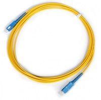 Naimexx Патч-корд волоконно-оптический симплексный 1*9/125(OS2), SC(UPC)-SC(UPC), 1м, LSZH