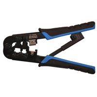 Инструмент д/зачистки кабеля, обжима разъемов HT-568R