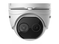 DS-2TD1217B-6/PA(В) тепловизионная купольная IP-камера