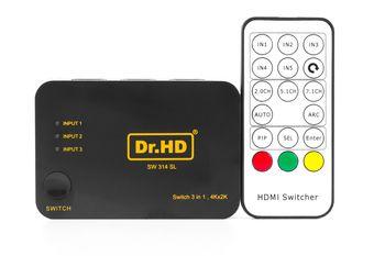 Переключатель HDMI 3x1 / Dr.HD SW314SL