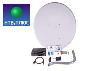 Спутниковое телевидение НТВ-Плюс на 1 телевизор с ресивером NTV-PLUS 1HD VA