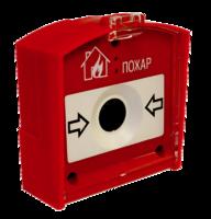 Извещатель пожарный ИПР-3СУ,  ручной с кнопкой