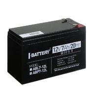 ABP7-12L Аккумулятор 7Ah/12В