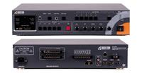 Roxton SX-480. Автоматическая система оповещения - USB - проигрыватель - тюнер - усилитель 480 Вт, 1 микр./2 лин. входа, 5 зон, модуль контроля линий, ИК-пульт ДУ