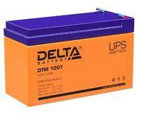 Аккумулятор 1207 Delta DT (12В 7Ач)