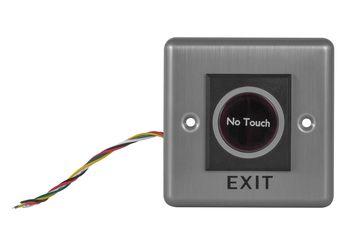 Бесконтактная кнопка запроса на выход Tantos PTE-301