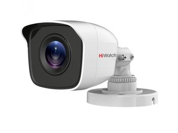 DS-T200 (B) (3.6 mm) 2Мп уличная цилиндрическая HD-TVI камера