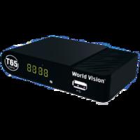 World Vision T65 эфирная цифровая приставка