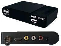 World Vision T65M эфирная цифровая приставка