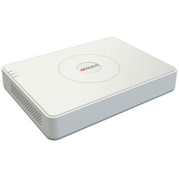HiWatch DS-H116G 16-ти канальный гибридный видеорегистратор