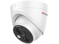 DS-T213(B) (2.8 mm) 2Мп уличная купольная HD-TVI камера с EXIR-подсветкой до 20м и PIR