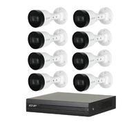 Комплект IP видеонаблюдения EZ-IP EZ-NVR1B08HS-8P / 8 камер EZ-IPC-B1B20P-0280B