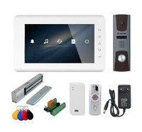Комплект видеодомофона Mia HD / Zorg HD / электромагнитный замок MS-350