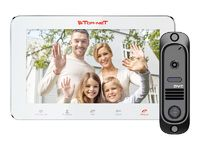 Комплект видеодомофона Tornet TR-29M W/414Bl