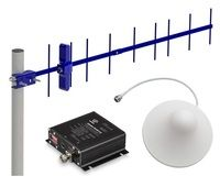 Комплект усиления сотовой связи AX-914Y / KROKS RK900-60 до 100 м2