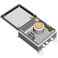 БПУ-1-220VAC-24VAC/5,0А блок питания уличный 24В 5А IP 66 для питания купольных поворотных видеокамер
