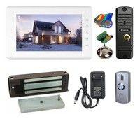 Комплект видеодомофона Tantos Mia HD / Corban HD / электромагнитный замок Олевс М2-300