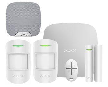 Охранная сигнализация Ajax для 1-комнатной квартиры