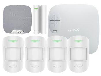 Охранная сигнализация Ajax для 3-комнатной квартиры