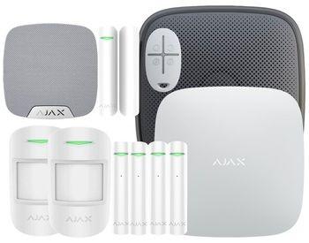 Охранная сигнализация Ajax для дома: 1 этаж (40 м2)