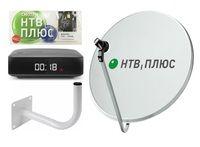 Спутниковое телевидение НТВ+ на 1 телевизор с ресивером NTV-PLUS HD J1