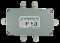 Пассивный разветвитель интерфейса rs 422/485 ПР-6Д